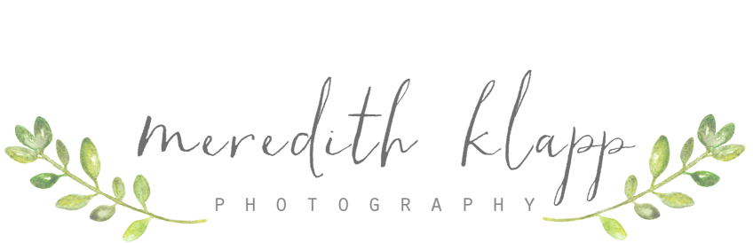 Meredith Klapp Photography logo